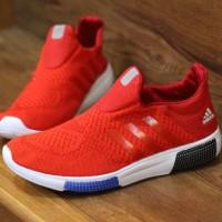 Sepatu adidas modura merah putih