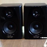"""Behringer Studio 50usb 5"""" Usb Studio Monitor Speaker"""