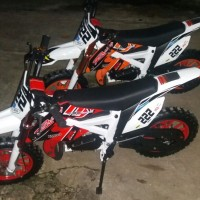 Mini Motor Trail KXD Mt3 49cc