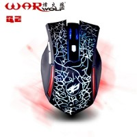 Jual Mouse Gaming Murah Berkualitas Warwolf Q2 / Q-2 Backlight Murah