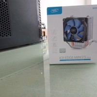 harga Deep cool kipas prosesor Ice EDGE mini support Intel&Amd Tokopedia.com