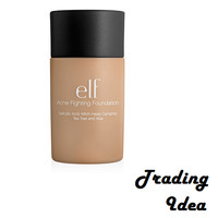 ELF Acne Fighting Foundation Sand Original