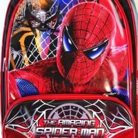 Jual Tas Ransel SD Amazing Spiderman Murah