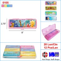 Jual Kotak Pensil Tingkat 0105 D-R Original Murah