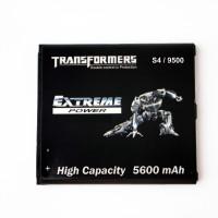 BATERAI TRANSFORMER SAMSUNG 9500 S4 5600mah (TOKO MJA G Murah 124578
