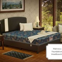 harga Central Spring Bed DELUXE uk 180*200 | Full Set plus PILLOWTOP Tokopedia.com