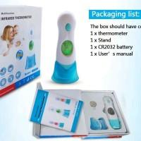 Jual Termometer baby digital/infrared thermometer(multifungsi 8 in1) IT-903 Murah