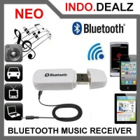 Neo Bluetooth Music Audio Receiver Transmitter Mobil Speaker