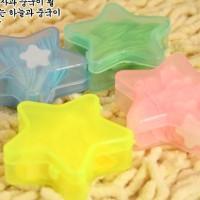 Sabun Cuci Tangan Kertas Lembaran Bintang Star Paper Soap Travel Busa