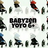 Stroller BabyZen Yoyo plus 6+ grosir