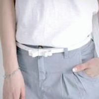 Belt 10 Warna Import Soft Color Bahan Sintetis