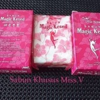 Sabun Magic Kesed (Khusus MissV)