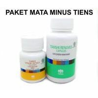 Paket Vitamin Mata Minus Hemat Renuves Dan Vitaline Tiens Tianshi MURA