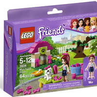 Lego Friends 3934 - Mia puppy house