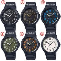 Jual jam tangan pria casio MW240 sederhana murah diameter besar ori vintage  Murah cdbb7bfb5e