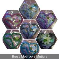 Bros hijab / bros motif