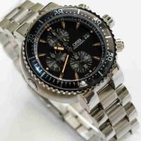 Jam Tangan Oris Chronograph Premium