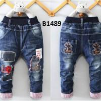 Celana Mickey Star -celana Anak Import