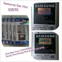 Ready... Samsung Galaxy Young Neo Duos 5312 Battery/Baterai/Batere