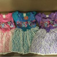 harga dress baju anak my little pony umur 1 - 3 tahun Tokopedia.com