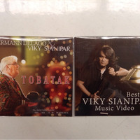 VCD toba dream Viky sianipar baru 2disc original