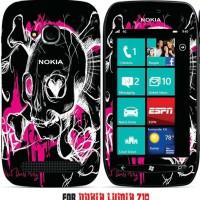 Garskin Nokia Lumia 710 - GAMBAR BISA REQUEST.