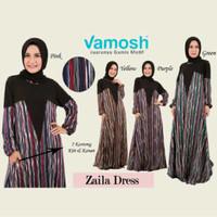Jual zaila dress by vamosh Murah