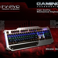 MARVO K945 WIRED GAMING KEYBOARD