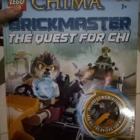 lego chima - brickmaster