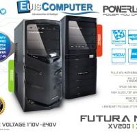Casing CPU Pc Powerlogic Futura NEO 500