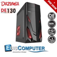 Casing CPU Pc Dazumba DE-130 Gaming Personal Casing Komputer + PSU