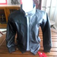 Jaket Anak Keren dan Gaul, Semi Kulit,Gaya Kekinian,Real Pict Banget-1