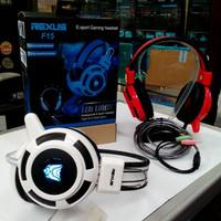 harga Headset Gaming Rexus F15 Tokopedia.com