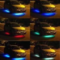 Lampu Kolong Mobil,Motor/Led Flexible tahan air panjang 50cm