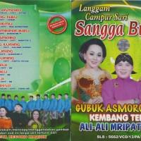 VCD LANGGAM CAMPURSARI SANGGA BUANA GUBUK ASMORO