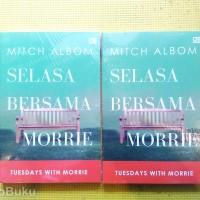Selasa Bersama Morrie - Cover Baru ( Mitch Albom)