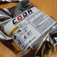 CODA PEDALBOARD TAPE (MILD STRONG - HOOK Only) - Perekat Pedal / Stomp