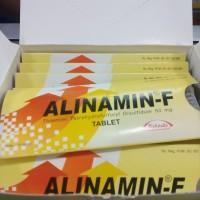 alinamin f tablet
