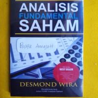 Analisis Fundamental Saham - Desmond Wira