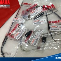 KABEL GAS RX KING SET/ KIT ASLI YAMAHA