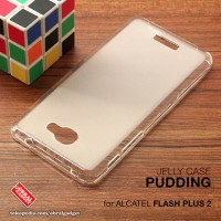 harga Alcatel Flash Plus 2 Soft Jelly Gel Silicon Casing Case Cover Softcase Tokopedia.com