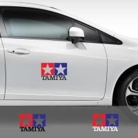 Decal Sticker Tamiya Pintu Mobil 30 cm Stiker Cutting