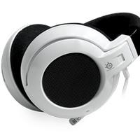 SteelSeries Headset Siberia Neckband White, SteelSeries Headset Gaming