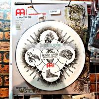 Meinl MPP 12 BG 12 inch masterpad Benny Greb Practice Pad / Drum Pad
