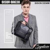 Tas Selempang Pria Original Bison Denim Executive Bag (BISON-BAG38)
