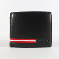 Dompet Kulit Pria Tidur Premium Branded | Bally 56-12 Black