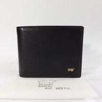 Dompet Kulit Pria Tidur Premium Branded | Braun Buffel 5211 Black