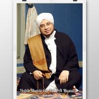 Foto Ulama Habib Munzir bin Fuad Al Musawa