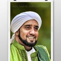 Foto Ulama Habib Syech bin Abdul Qodir Assegaf (A3)