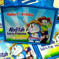 Souvenir Tas Ulang Tahun Anak Gambar Karakter